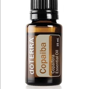 UNUSED doTERRA Copiaba Essential Oil